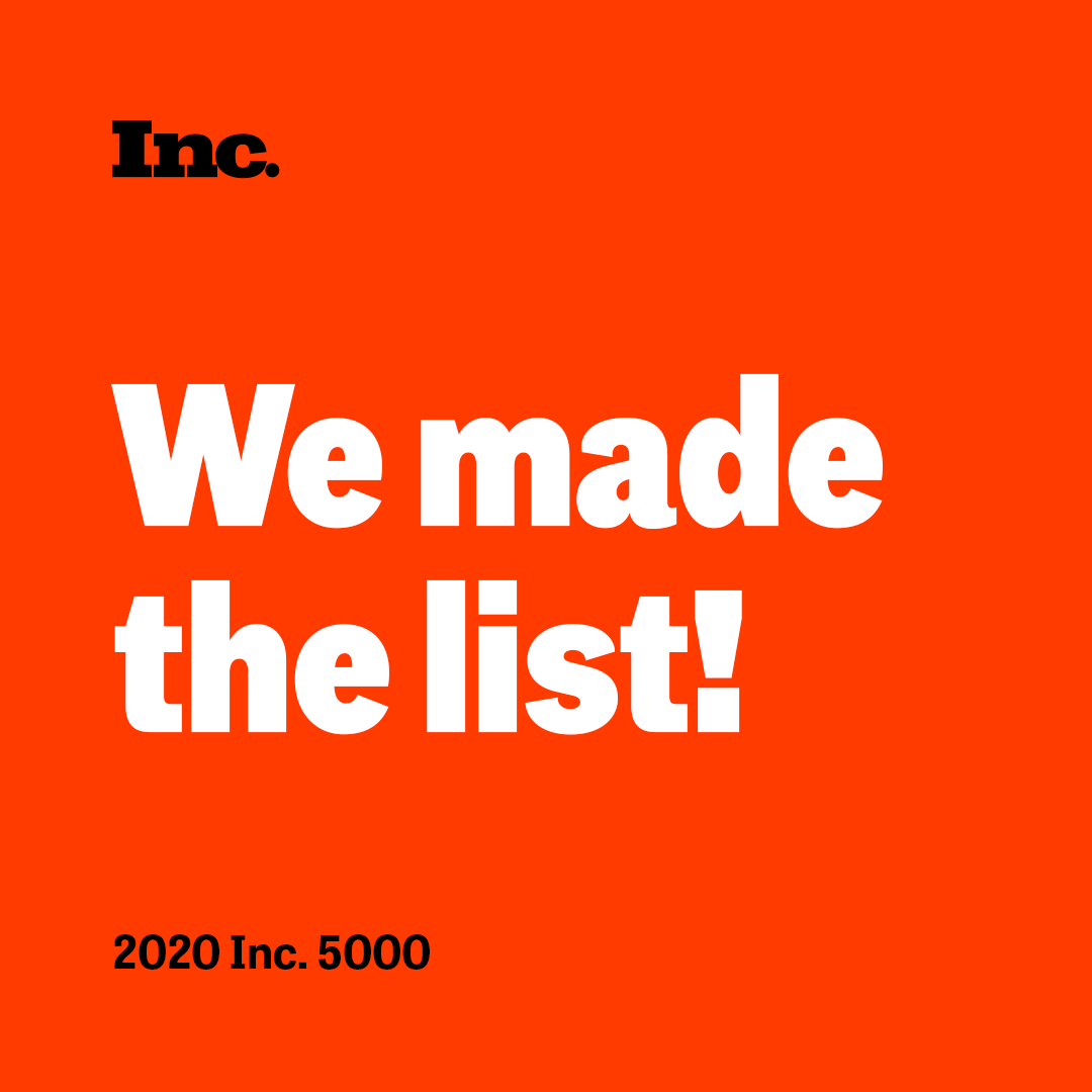 Tamarack Earns Place on Inc. 5000 List for Fifth Consecutive Year
