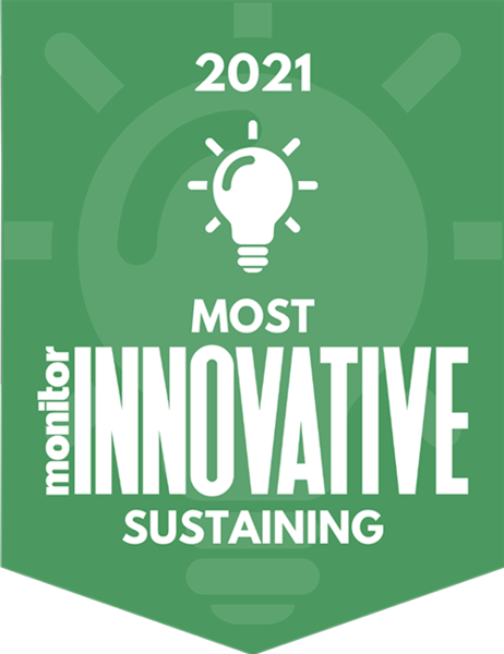 "Tamarack Named to Monitor's ""Most Innovative Companies"" List"