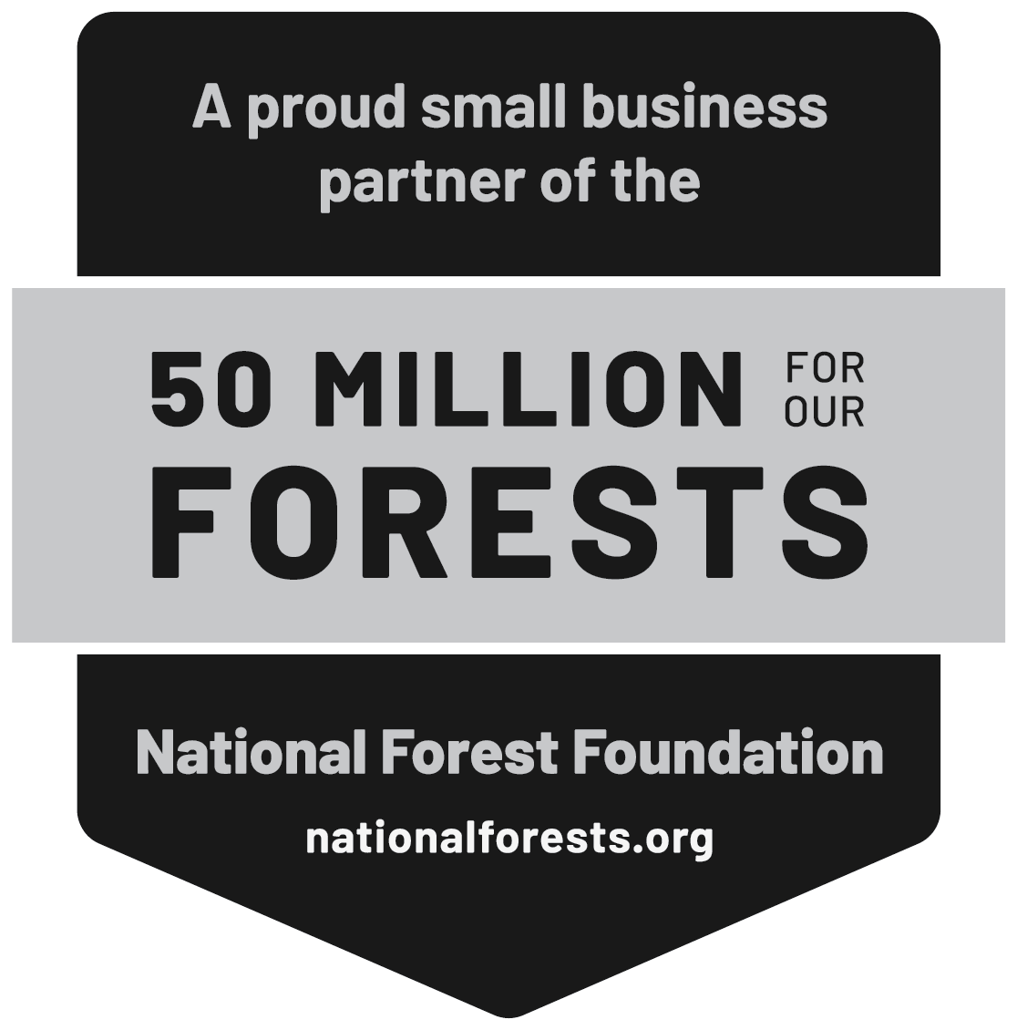 National Forest Foundation Small Business Partner